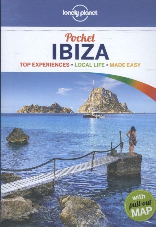 Lonely Planet Pocket Ibiza dr 1