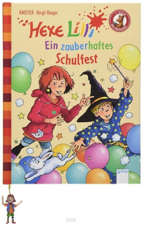 Hexe Lilli. Ein zauberhaftes Schulfest