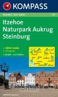 Kompass WK713 Itzehoe, Naturpark Aukrug, Steinburg