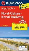 Kompass FTK7054 Nord-Ostsee-Kanal-Radweg