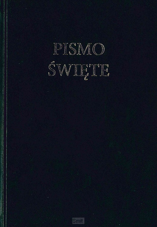 Poolse Bijbel - Bilblia