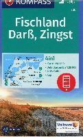 Kompass WK736 Fischland, Darss, Zingst