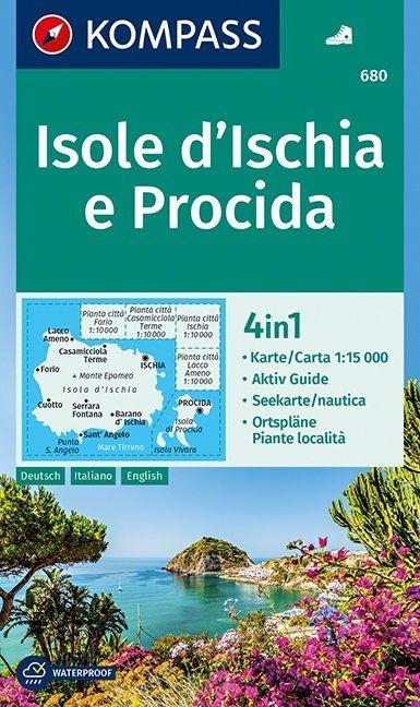 Kompass WK680 Ischia en Procida
