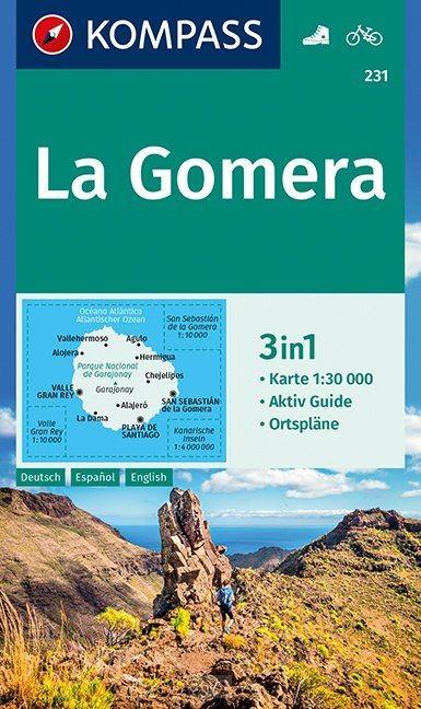La Gomera 1:30 000