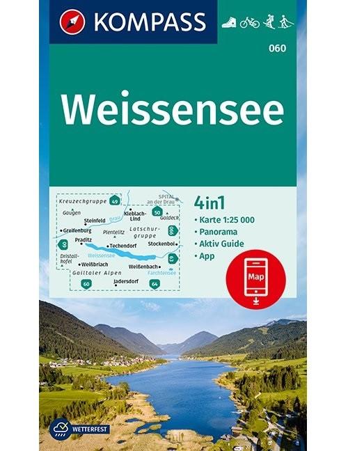 Kompass WK060 Weissensee
