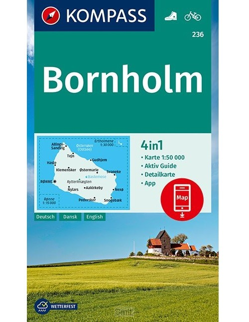 Kompass WK236 Bornholm