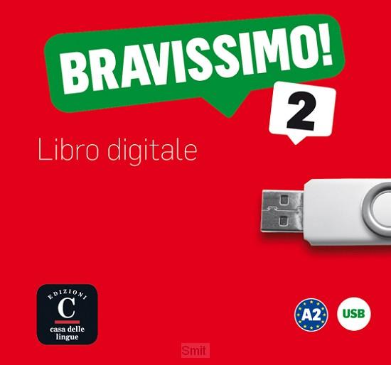 Bravissimo 2 Libro digitale (USB)