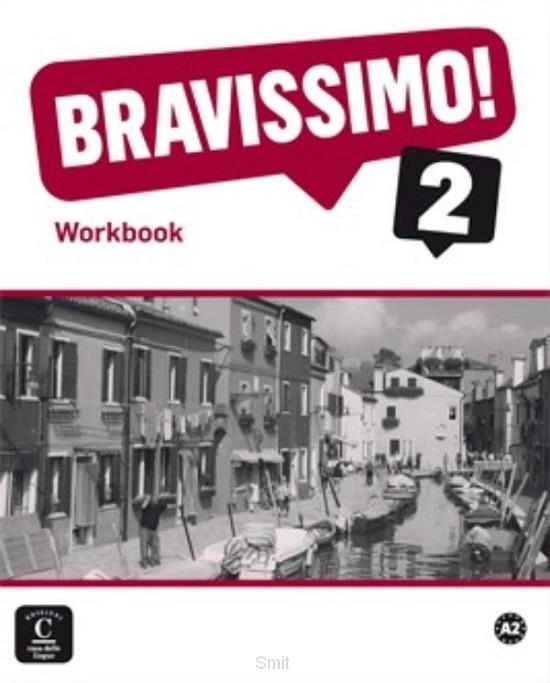 Bravissimo 2 quaderno degli esercizi Edizione inglese