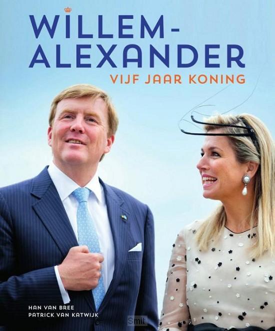 Willem-Alexander vijf jaar koning 2013-2