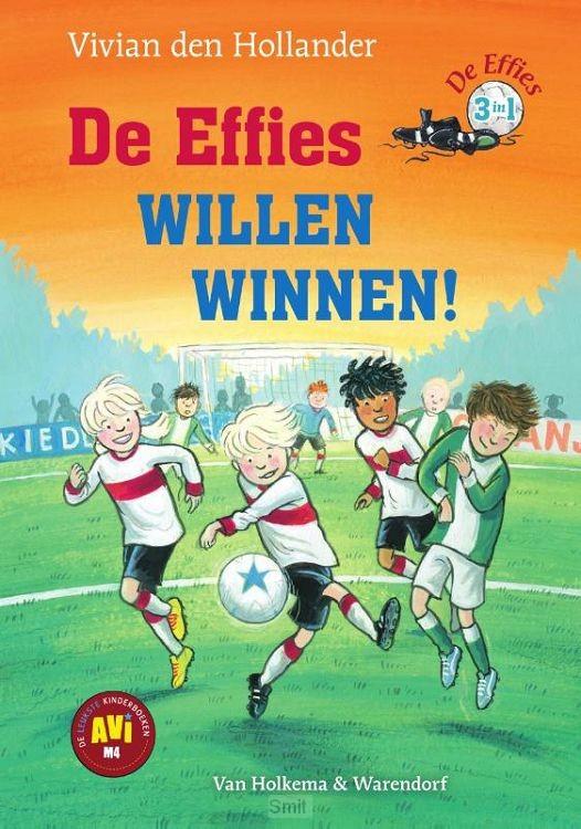 Effies willen winnen