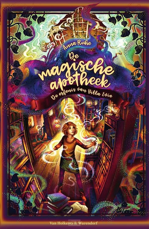 De magische apotheek - De erfenis van Villa Evie