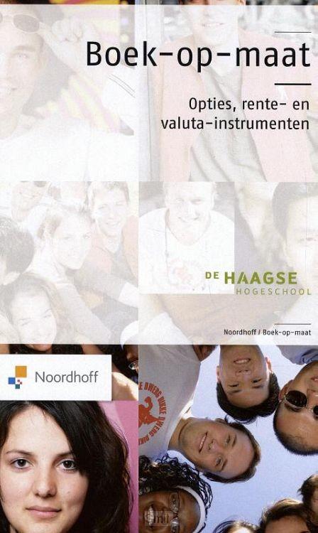 Boek-op-maat Opties, rente-en valuta-instrumenten
