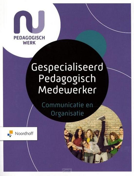 Profielboek Gespecialiseerd pedagogisch medewerker-Communicatie