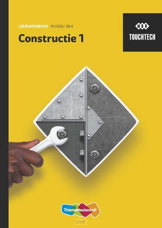 TouchTech Constructie 1 Leerwerkboek