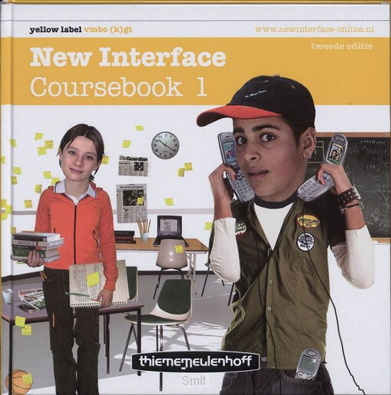 1 Vmbo-(K)GT Yellow label / New Interface / Coursebook