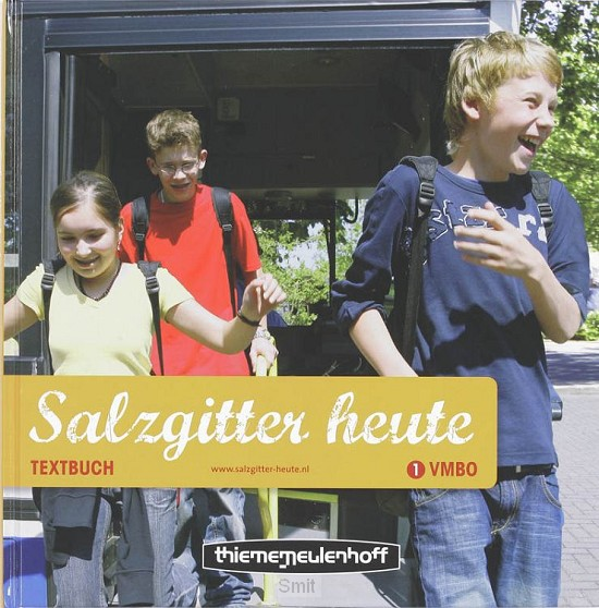 1 Vmbo / Salzgitter heute / Textbuch