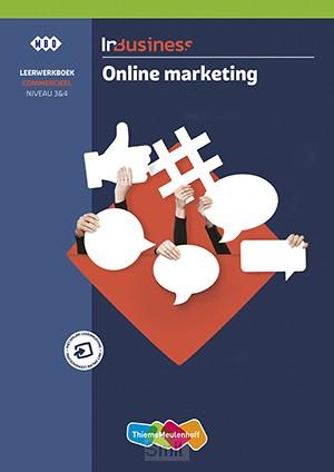 InBusiness Commercieel Online marketing Leerwerkboek + voucher