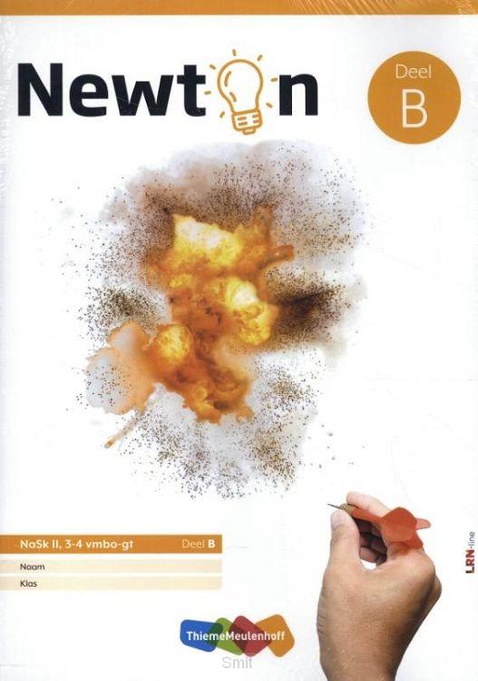 Newton LRN-line NaSk II online + boek 3/4 vmbo-gt