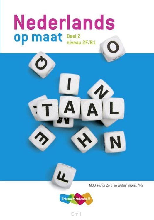 Nederlands op maat / 2 MBO Zorg & Welzijn niveau 1+2
