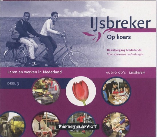 3 / IJsbreker / Leren en werken in Nederland