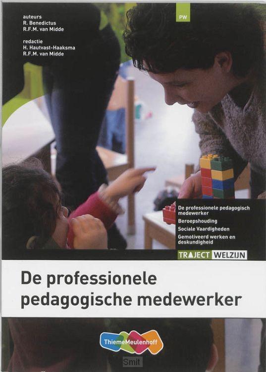De professionele pedagogisch werker
