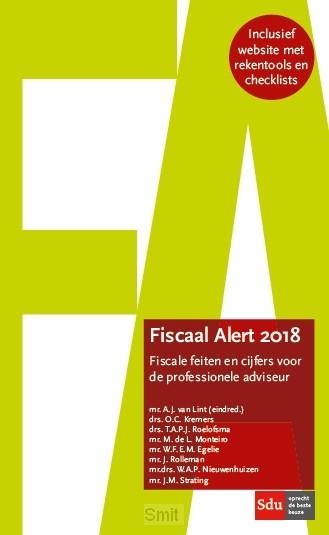 Fiscaal Alert 2018.