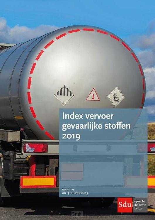 Index Vervoer Gevaarlijke Stoffen 2019