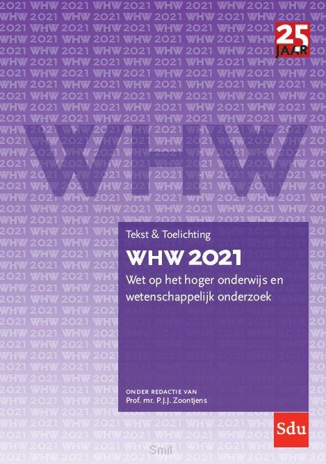 WHW 2021 Tekst & Toelichting