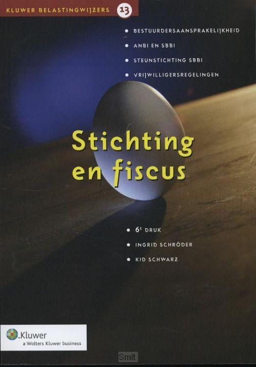 Stichting en fiscus
