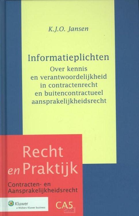 Informatieplichten