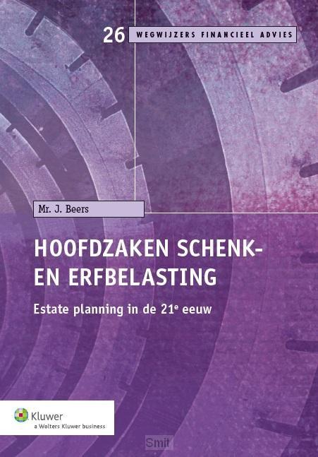 Hoofdzaken schenk- en erfbelasting 2014