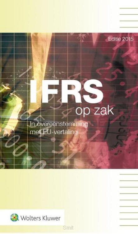 IFRS op zak / 2015