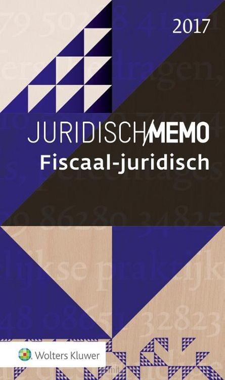 Juridisch Memo 2017