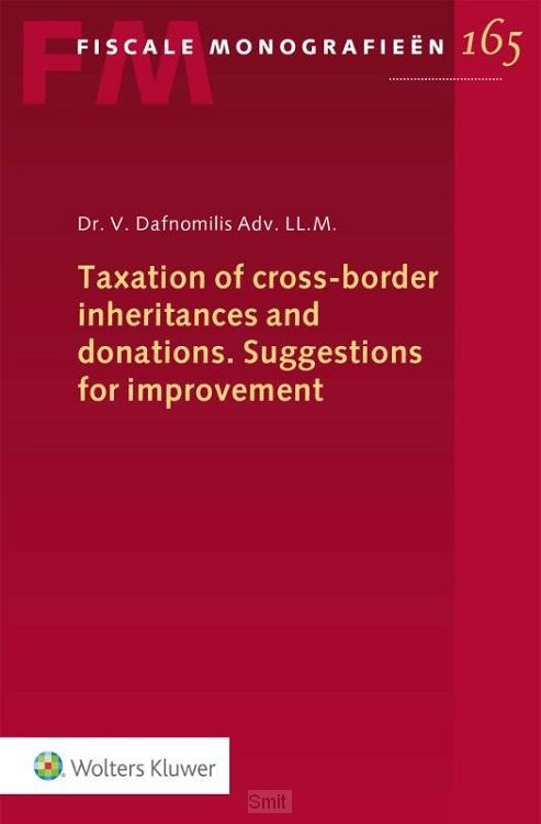 Taxation of cross-border inheritances and donations. Suggestions for improvement
