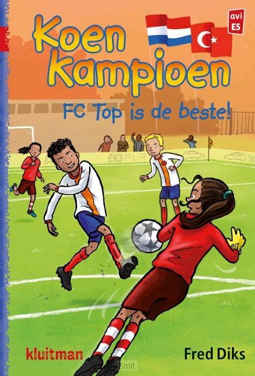 Koen Kampioen. FC Top is de beste!