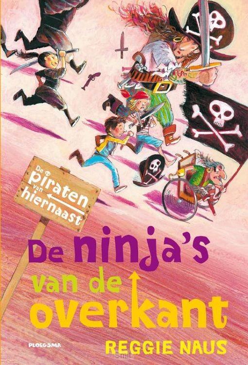 Ninja's van de overkant