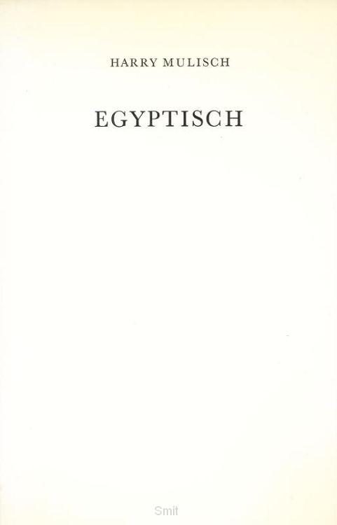 Egyptisch