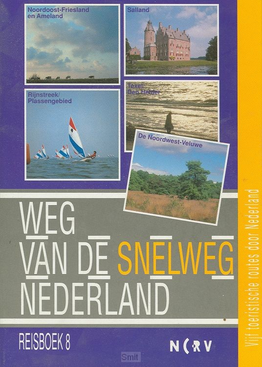 Weg van de snelweg nederland 8
