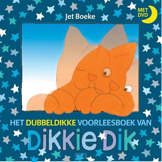 Dubbeldikke voorleesboek van Dikkie