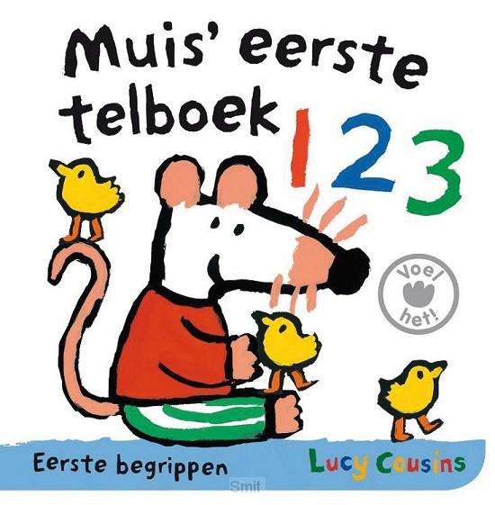 Muis eerste telboek