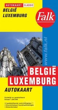 Belgie / Luxemburg Easy Driver