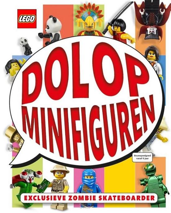 Dol op minifiguren