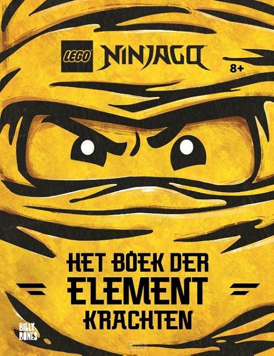 LEGO Ninjago - Boek der Elementkrachten