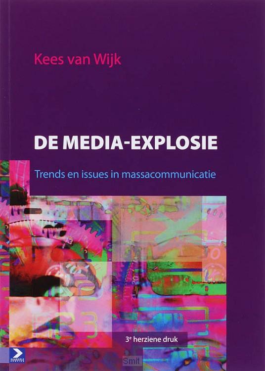 Media-explosie / druk 3