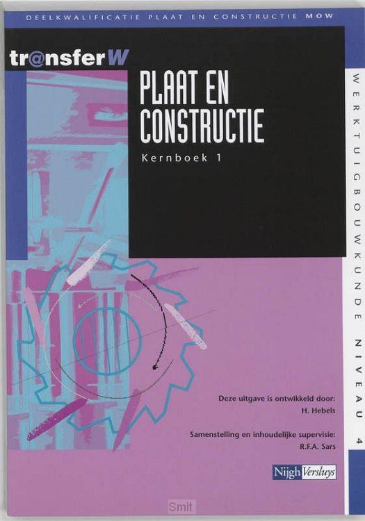 Plaat en constructie 1 Kernboek