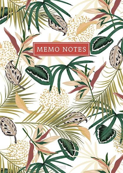 Memo notes - Tropical