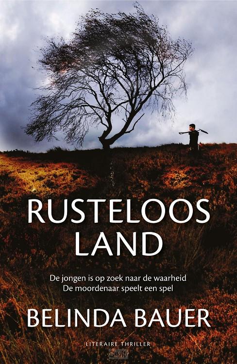 Rusteloos land