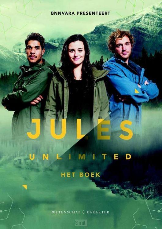 Jules Unlimited - het boek