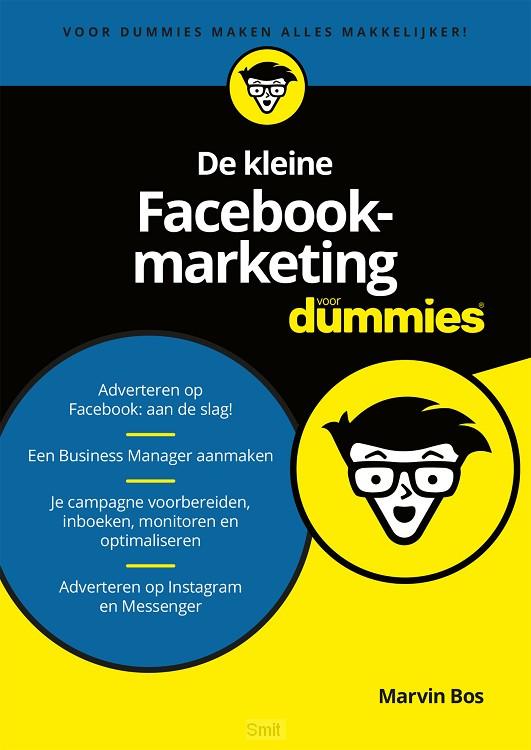 De kleine Facebookmarketing voor Dummies