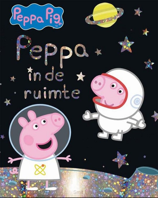 Peppa Pig-Peppa in de ruimte